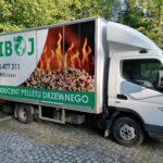 Ekologiczny pellet drzewny